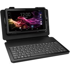 Georgine Saves » Blog Archive » Good Deal: RCA 7″ Tablet 8GB Quad Core with Keyboard/Case $69.99 + Ships FREE! TODAY ONLY!