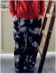 a climbing pants