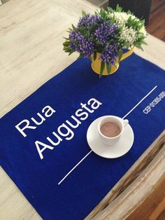 Jogo Americano Rua Augusta | Fábrica9