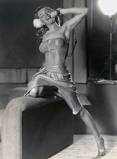 Early Marilyn photoshoot
