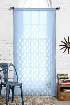 Magical Thinking Burnout Arch Curtain