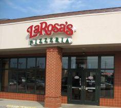 LaRosa's Pizza....OH YEAH!