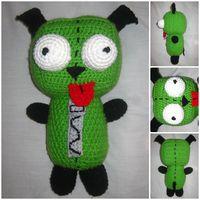 crochet minecraft blanket | Crochet Knit by giraffesonparades