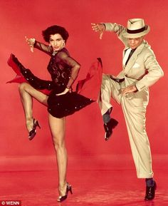 Cyd Charisse, the dancer with the $1 million legs, dies aged 86