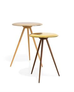 Northern Stars by Simen Aarseth (Puck Tripod Table) | Elle Decor