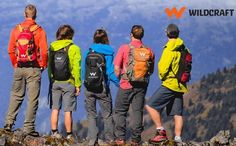 Browse amazing collection of bags online at Wildcraft. Visit website to buy bags, clothes, footwear, gear, rain wear and lot more at reasonable prices: http://wildcraft.in