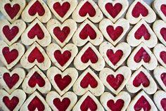 valentines day cookies @Neha Sata