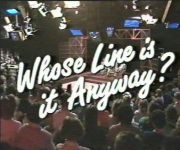 Great Drama games taken from the original Who's Line is it Anyway series. ;}