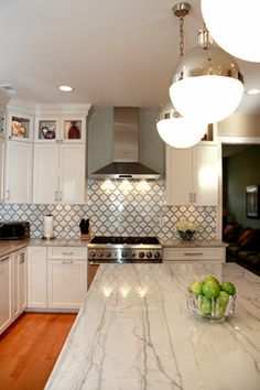 Granite That Looks Like Marble Design Ideas, Pictures, Remodel and Decor