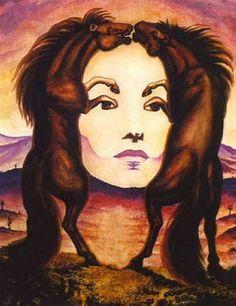 Beroemde schilders van optische illusies - Plazilla.com