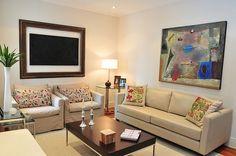 Resultado de imagem para sala de estar Room Decor, Decor, Furniture, Living Room, Home, Sectional Couch, Sala, Home Decor, Room