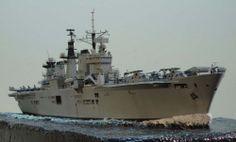 HMS Illustrious 1/350 Scale Model