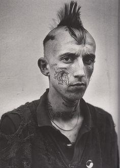 Derek Ridgers' London Youth, Belsen, Soho, 1982
