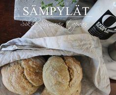 Sämpylät - Alkuperäinen resepti myTaste Wicked, Bread, Food, Brot, Essen, Baking, Meals, Breads, Buns