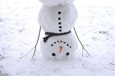 creative snowmen ideas   CherylStyle