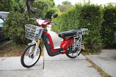 VEXA500 electric bike - perfect for commuters!