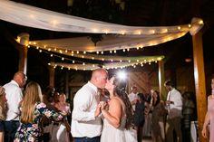 Kitty Hawk Pier Wedding  Kitty Hawk, North Carolina  Always good to have that couple say YES to a quick reception magic! :)    {Photographer: Amanda Hedgepeth,  INSTAGRAM: @amandahedgepethobx}