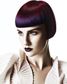 Hair: HOB Technical Team @ HOB Salons Photography: John Rawson Makeup: James O'Riley