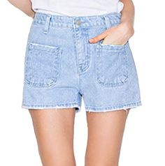 Oure Women Burr Washed Casual Distressed Multi Pocket Slim Denim Shorts XXs Oure http://www.amazon.com/dp/B012SLPHDI/ref=cm_sw_r_pi_dp_syb5vb1NQ9YQC