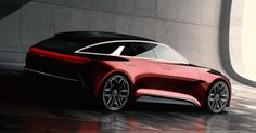Kia Proceed Concept Unveiled Ahead of 2017 Frankfurt Motor Show - Automobile Magazine Audi, Bmw, Subaru, Aston Martin, Automobile, Sports Wagon, Kia Motors, Shooting Brake, Small Cars