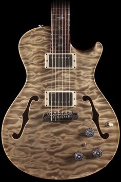 PRS Private Stock Hollowbody.
