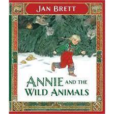Frozen? Warm up with Annie and the Wild Animals