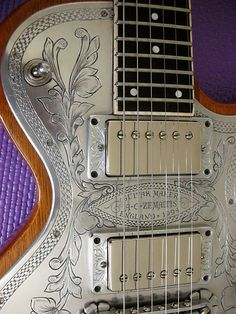 1994 Zemaitis Custom Deluxe Metal Front Guitar Commissioned | Reverb