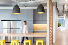 Cossette Offices - Vancouver - Office Snapshots