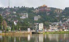 Mirik Lake - Darjeeling