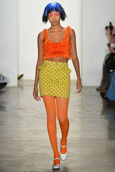 Jeremy Scott Fall 2015 Ready-to-Wear - Collection - Gallery - Style.com