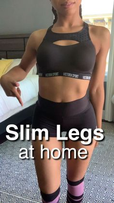 8 best exercises to leaner and sexier thighs thigh workout for women how to get skinnier thighs inner thigh workout how to get a thigh gap how to get lean thighs for. Slim Legs Workout, Leg Workout At Home, At Home Workouts, Leg Workout Women, Workout Body, Thick Thighs Workout, Morning Ab Workouts, Model Workout, Flat Abs Workout