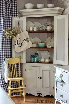 Parade of Homes Tour ~ Hymns and Verses - At The Picket Fence