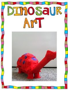 Dinosaur Thematic Unit ($)