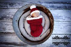Idea for newborn photos