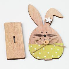 Ostern Party, Diy Ostern, Wood Laser Ideas, Rabbit Crafts, Easter Sale, Diy Holz, Diy Ribbon, Easter Crafts For Kids, Diy Party Decorations