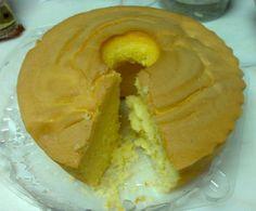 Le Pão-de-ló n'est rien d'autre qu'un gâteau sans huile, sans beurre ou margarine et super économique, en prenant juste quelques ingrédients.