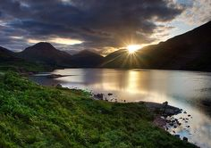 """Wast Water, Lake District, England"" by Krzysztof Nowakowski on Flickr - Wast Water, Lake District, England"