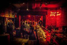 Antwerpen - The dirty rabbit (drinks + vlees + dansen)