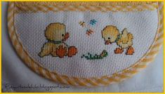 Baby Blocks, Cross Stitch Baby, Baby Wearing, Embroidery, Crafts, Hobby, Criss Cross, Collars, Pockets
