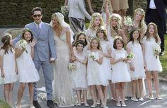 baby bridesmaids!