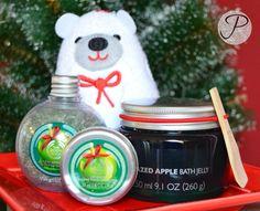 Amostras e Passatempos: Passatempo de Natal The Body Shop by Pindérica
