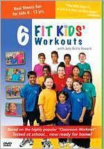 6 Kids Fit Kids' Workouts