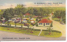 Southward Ho! Trailer Park, St. Petersburg, FL
