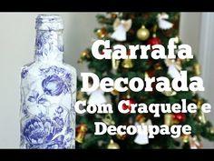 Artesanato com Garrafa de Vidro: 60 inspirações e dicas!