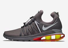 newest ddc80 eff1e Nike Shox Gravity AQ8553-006 + AR1999-500 Coming Soon
