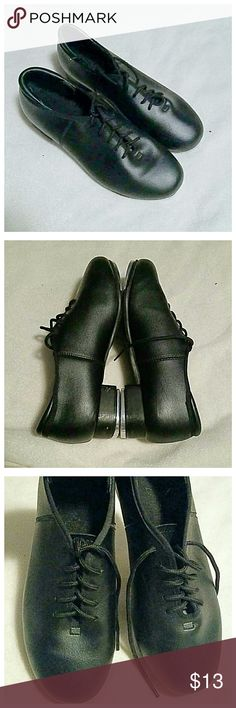Theatricals black tap shoes In brand new condition.^ Shoes