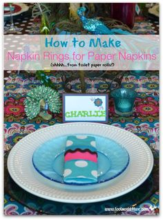 How to Make Napkin R