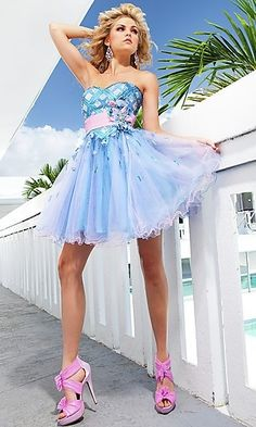 Cute candy outfit. :)