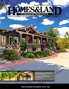 View the latest issue online of Homes & Land of Greater Riverside County #homesandlandmagazine #realestate #homesforsale