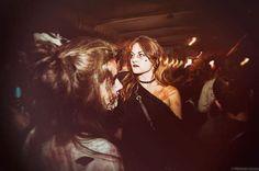 #girls #girl #halloween #halloweenparty #beautiful #dark #darkness #photo #foto #pub #party #festa #rock #hardrock #discoteca #disco #model (presso Crazy Wave Domaso)
